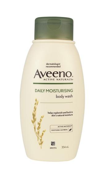 Aveeno body wash