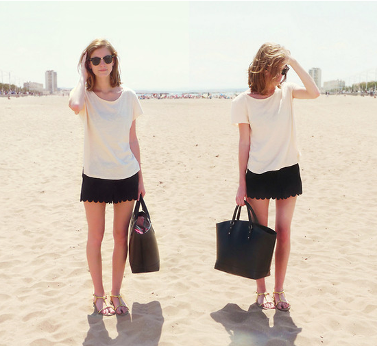 Scalloped-shorts-add-little-seasonal-polish-plain-white-teePhoto-courtesy-Lookbooknu